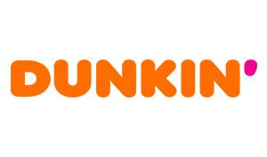 Caryn Clark The Hip Chick Voice Dunkin Logo