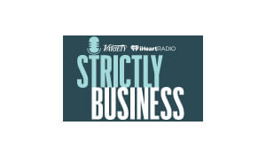 Caryn Clark The Hip Chick Voice Strictly Business Logo